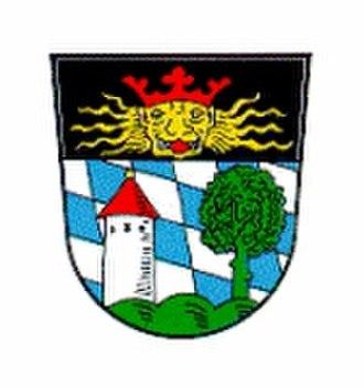 Burglengenfeld - Image: Wappen Burglengenfeld