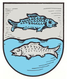 Coat of arms of Fischbach bei Dahn