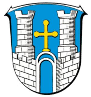 Gudensberg - Image: Wappen Gudensberg