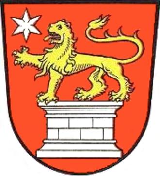 Schöningen - Image: Wappen Schoeningen