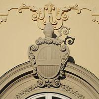 Cartouche architecture wikimonde for Un cartouche architecture