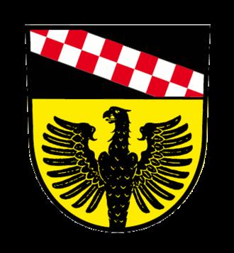 Berngau - Image: Wappen von Berngau