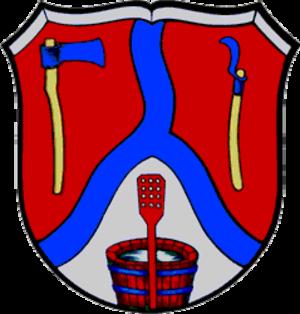 Frankeneck - Image: Wappen von Frankeneck