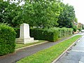 War memorial, Long Wittenham - geograph.org.uk - 911493.jpg