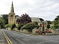 Warkworth Church and War Memorial - geograph.org.uk - 552849.jpg