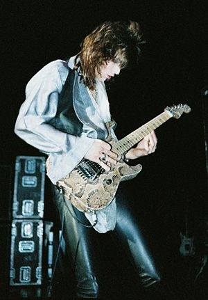 Warren DeMartini - Image: Warren De Martini