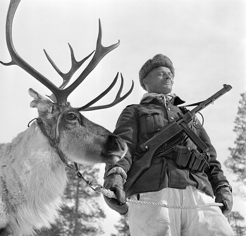 Warriors of Lapland