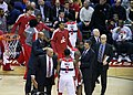 Washington Wizards players and coaches on March 1, 2013.jpg