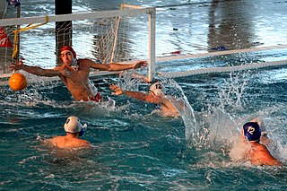 Goalkeeper (water polo)