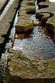 Water scultpure at Torgalmenningen, Bergen.jpg