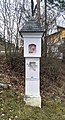 Wayside shrine next to L8059 in Liebnitz, Lower Austria, Austria PNr°0691.jpg