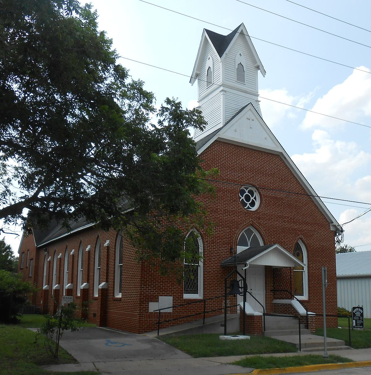 webster chapel united methodist church