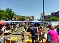 Weekly Farmers' Market in Arabkir, Yerevan (2 July 2017).jpg