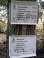 Wegweiser zwischen Nordhausen und Himmelgarten (Himmelgarten 1,9 km).jpg