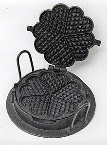 Waffle Iron Wikipedia