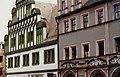 Weimar Stadthaus und Kranachhaus DDR Aug 1989 (4457609501).jpg