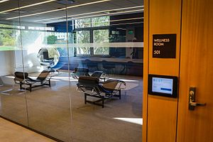 Moffitt Library - Wellness Room