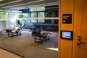 Moffitt Library - Wellness Room