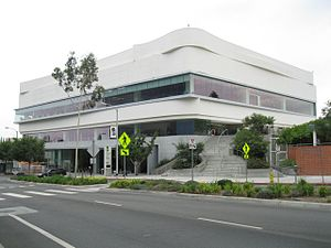 County of Los Angeles Public Library - West Hollywood Library