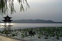 West Lake cultural landscape near Hangzhou