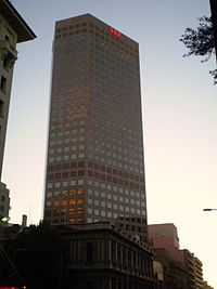 Adelaide's Tallest Building, Westpac House