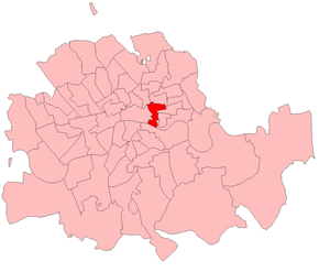 Whitechapel by-election, 1913 - Whitechapel in London 1913