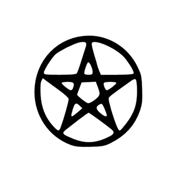 Symbol of Wicca.