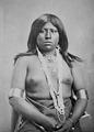 Wichita, Portraits-Kiowa women - NARA - 523844repairedCropped.tif