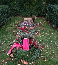 Wiener Zentralfriedhof - Gruppe 32 C - Johanna Dohnal.jpg