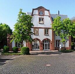 Waldstraße in Wiesbaden
