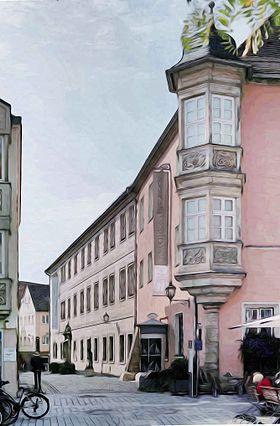 Kunstmuseum bayreuth wikimonde for Depot bayreuth