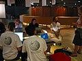 Wikipediastand auf der Ars Electronica.jpg