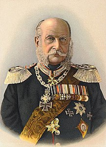 Wilhelm I King of Prussia Emperor of Germany Circa 1850.jpg