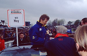 Will Hoy - Hoy at Brands Hatch in 1995