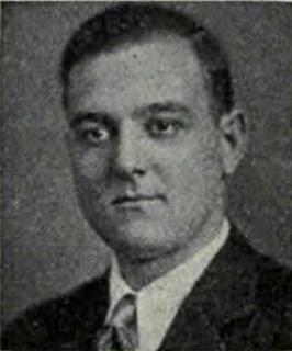 Bill McAfee American baseball player