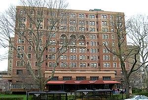William Pitt Union - The former Schenley Hotel, now William Pitt Union at the University of Pittsburgh