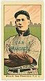 Willis, San Francisco Team, baseball card portrait LCCN2008677344.jpg