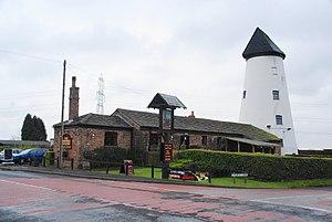Salwick - Image: Windmill Tavern, Salwick