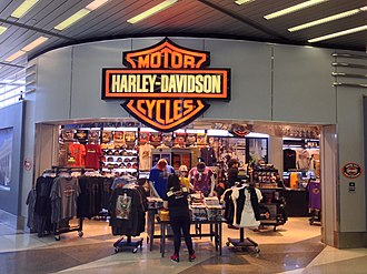 Windy City Harley-Davidson, 1000 West O'Hare Ave, Terminal 3, Chicago, IL 60666, USA - June 2014.jpg
