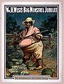 Wm. H. West's Big Minstrel Jubilee LCCN2014637079.jpg