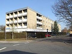 Universidad Alemana de Ciencias Administrativas de Speyer (1958)