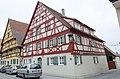 Wolframs-Eschenbach, Hauptstraße 4, Rückseite, 002.jpg