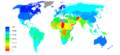 Women status world map 2011.png