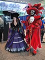 WonderCon 2011 - not sure, but they are beautiful, elaborate costumes (5593342397).jpg
