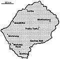World Factbook (1990) Lesotho.jpg