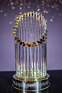 World Series Championship of Major League Baseball