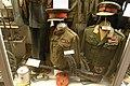 World War 2 British general uniform Madsen maskingevær machine gun Norwegian general's post war uniform Ribbon bars Norw. decorations etc Lofoten krigsminnemuseum 2019-05-08 0303.jpg