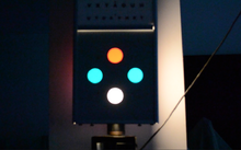 Flashing Red Light >> Worth 4 dot test - Wikipedia
