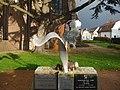 Woubrugge kunstwerk mosquito-monument.jpg