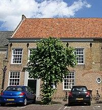 Woudrichem - rijksmonument 39552 - Hoogstraat 27 20120630.jpg